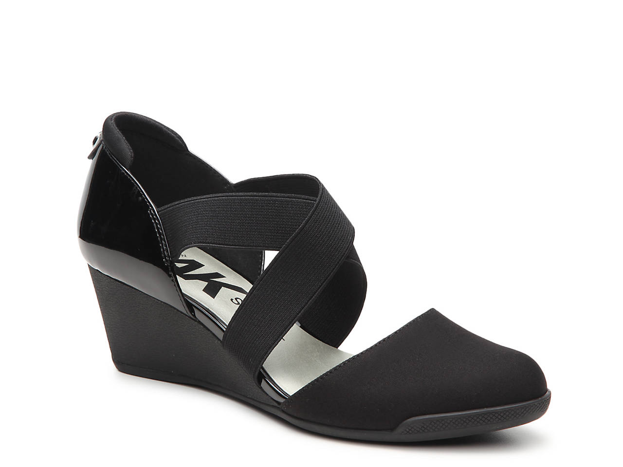 57b16ac602a Anne Klein Sport Tika Wedge Pump Women s Shoes