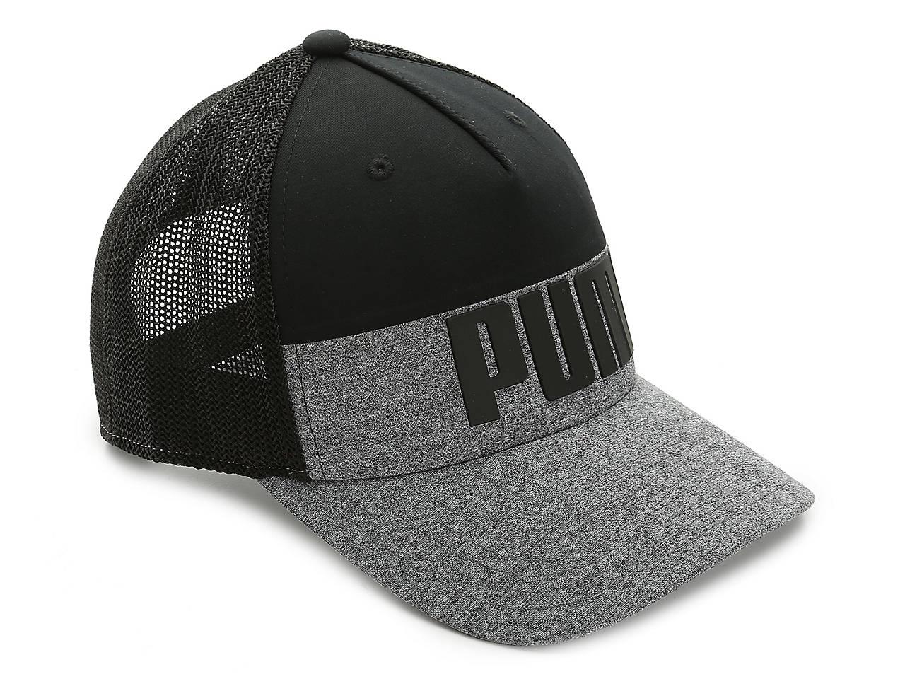 Puma Stacked 5-Panel Baseball Cap Men s Handbags   Accessories  c279aaf742a