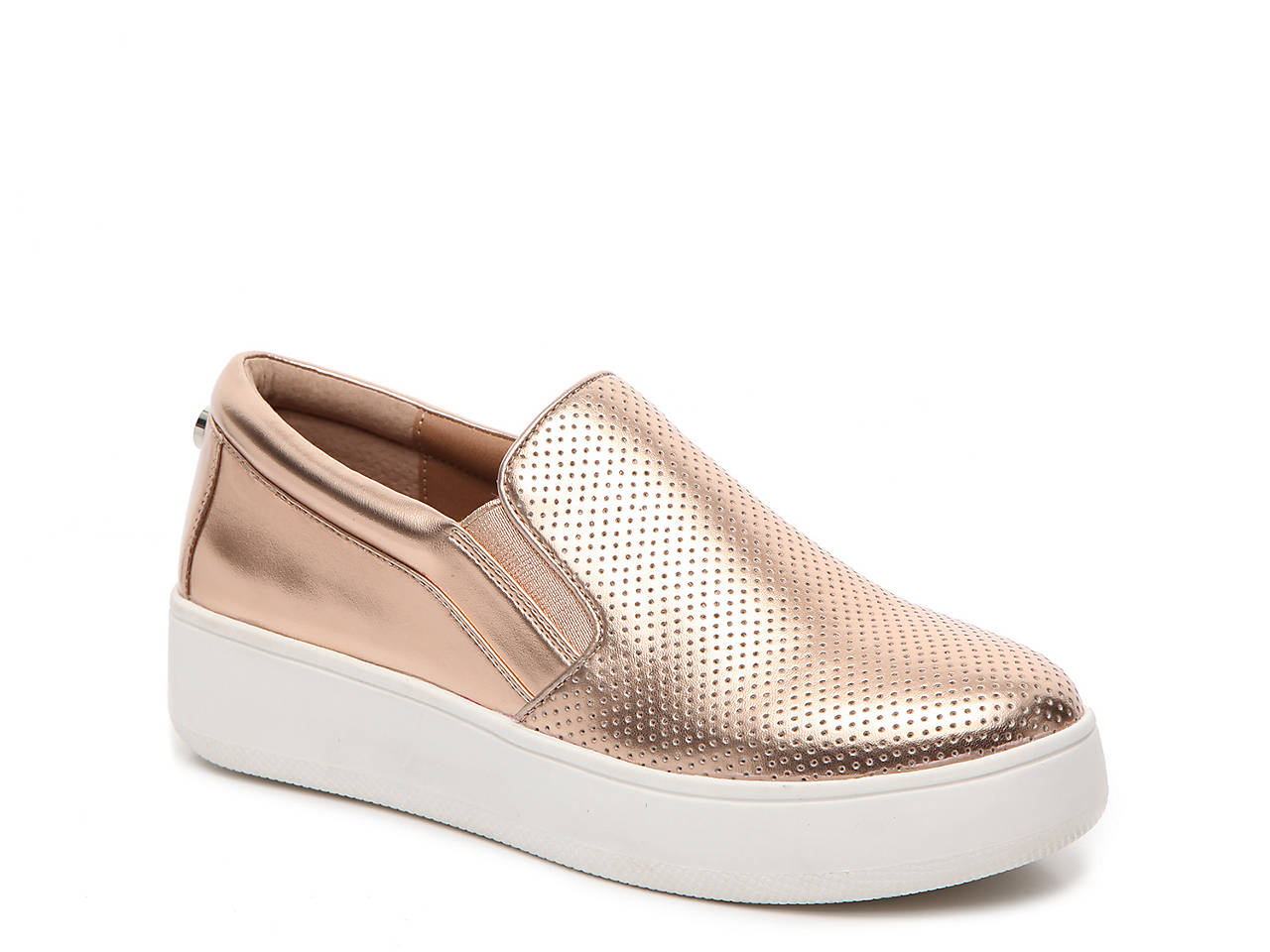 add6b5bd180a Steve Madden Genette Platform Slip-On Sneaker Women s Shoes