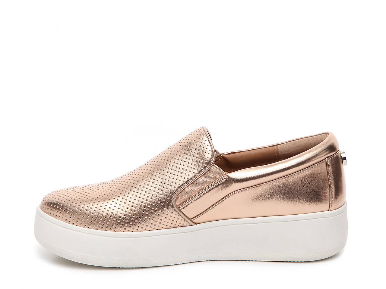 85b841fbcce Steve Madden Genette Platform Slip-On Sneaker Women s Shoes