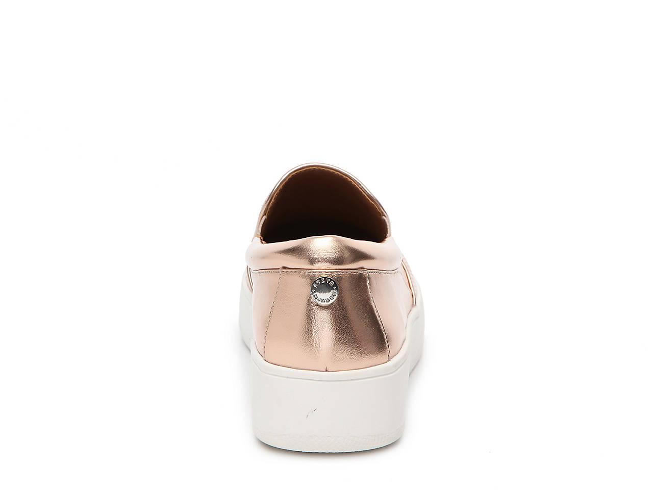 a434adadb18 Steve Madden Genette Platform Slip-On Sneaker Women s Shoes