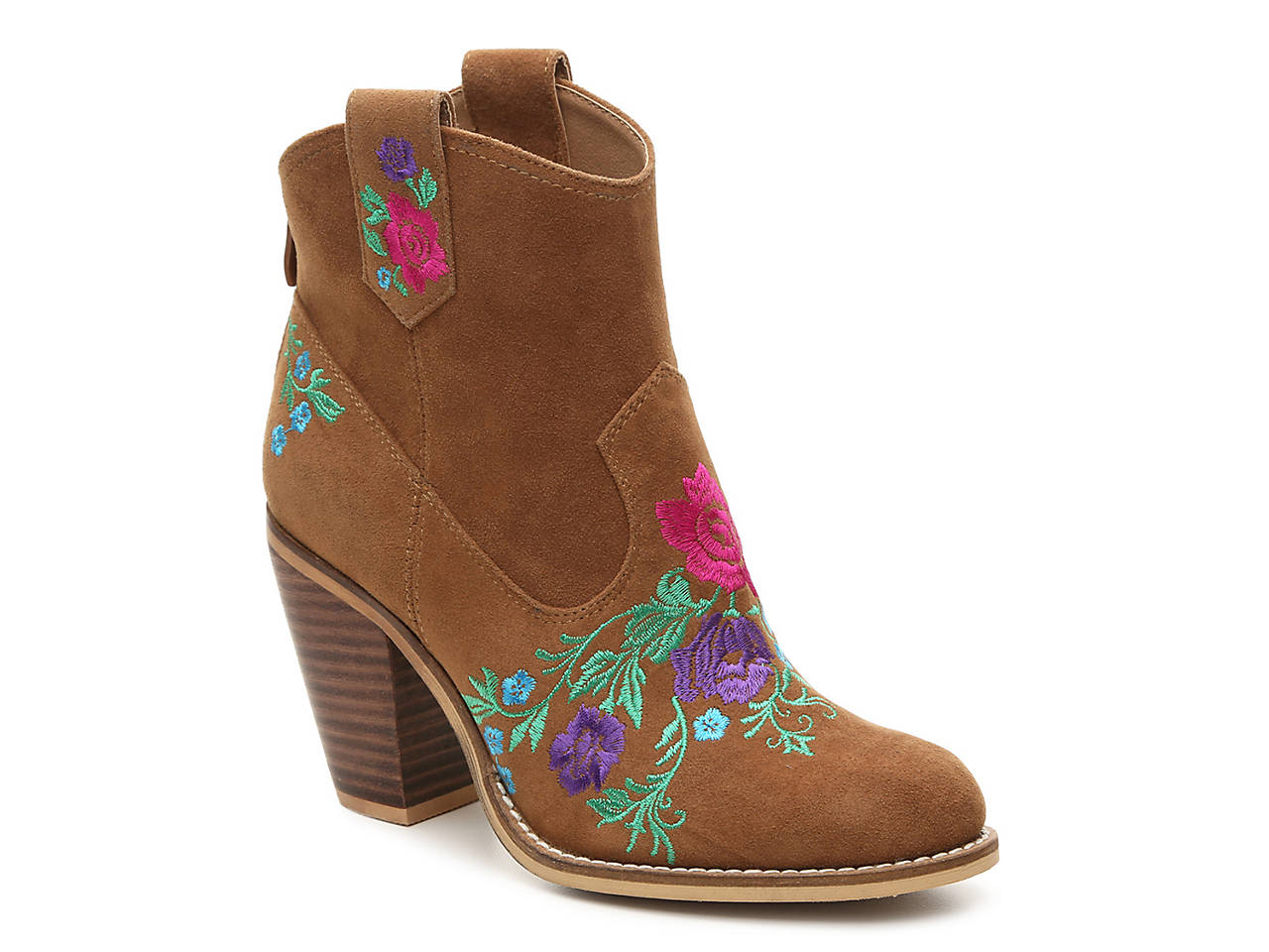 Embroidered Western Bootie Rebels Bootie Sherry Sherry Rebels Western Embroidered Western Sherry Rebels Embroidered 3jL5qcAR4S