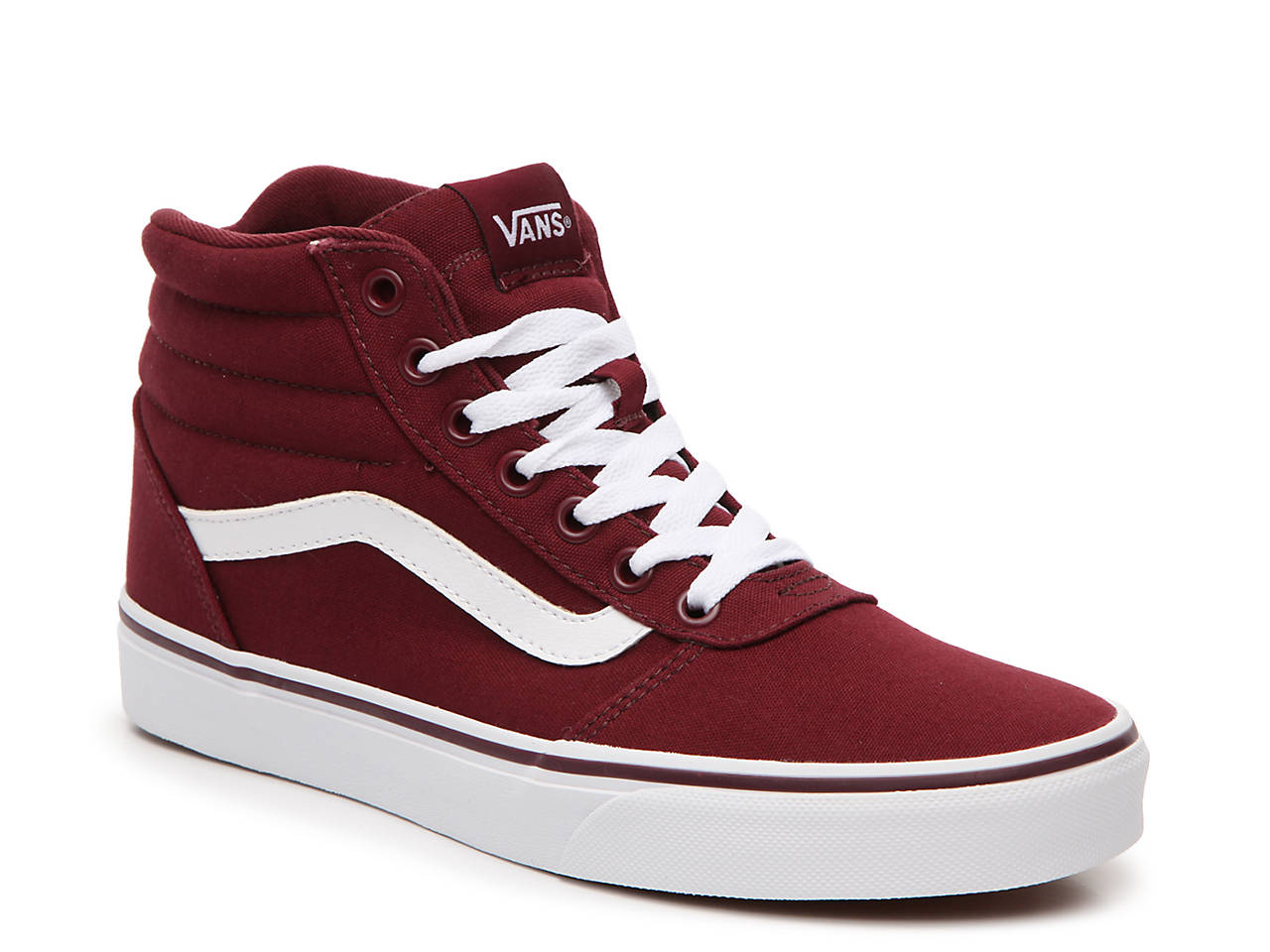 Women's Vans Ward Hi High Top Sneakers sale recommend under 50 dollars discount 2014 unisex latest collections cheap online 2014 cheap price vRHPm5Iec6