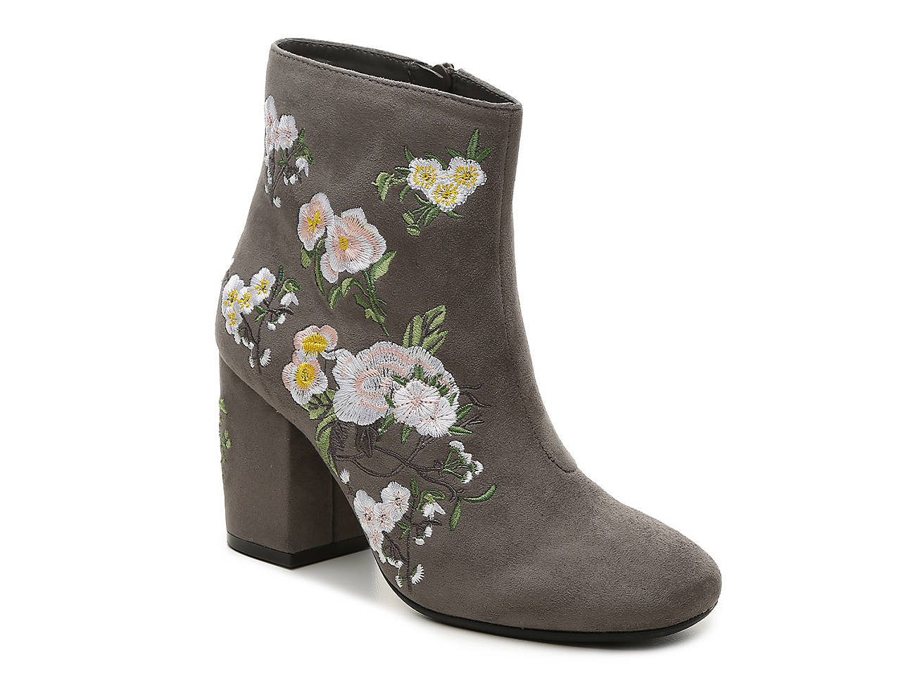 Seven Dials Brystal Embroidered Bootie HGMXylngw