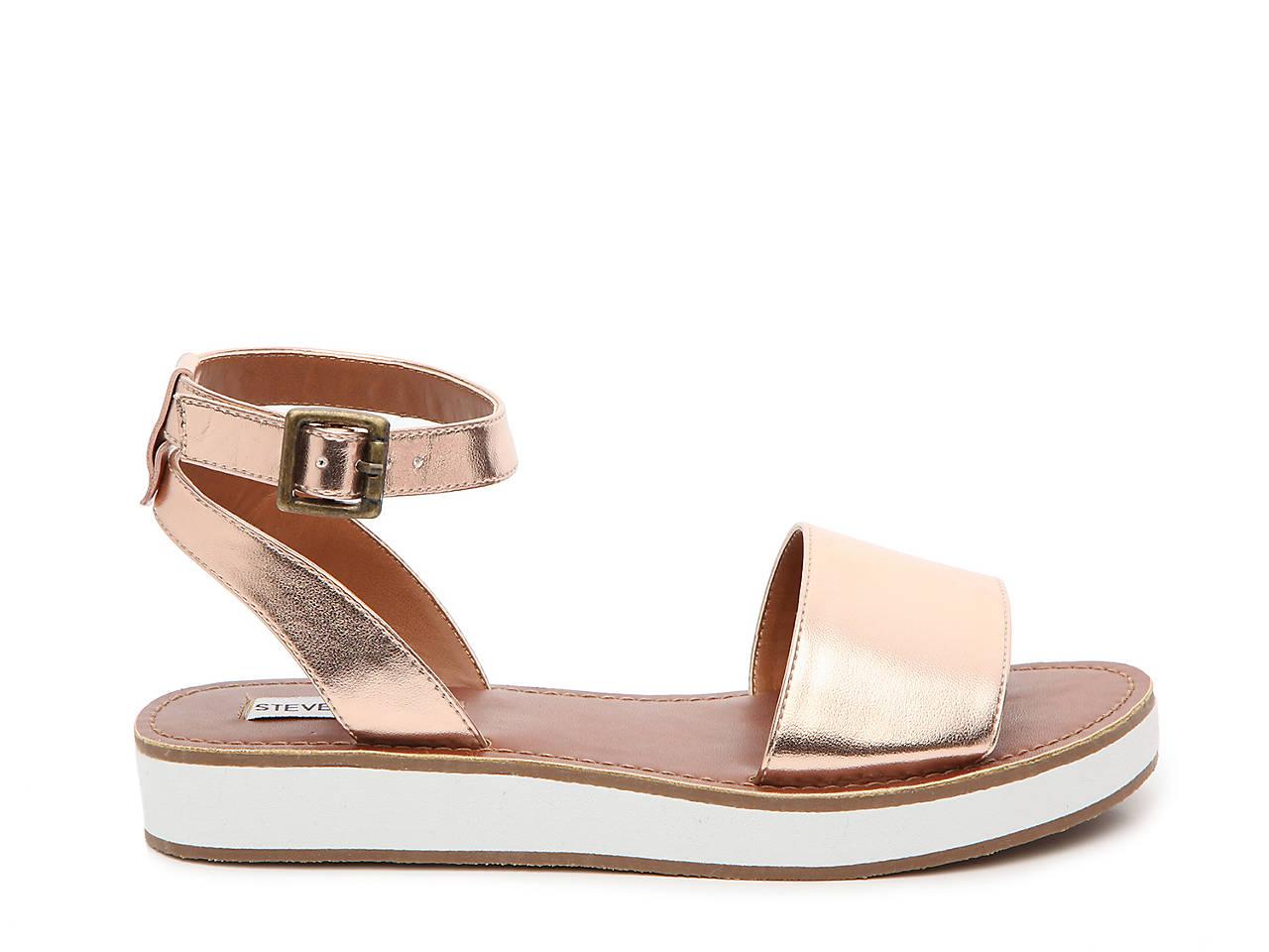 28b386c5b60 Steve Madden Miley Wedge Sandal Women s Shoes