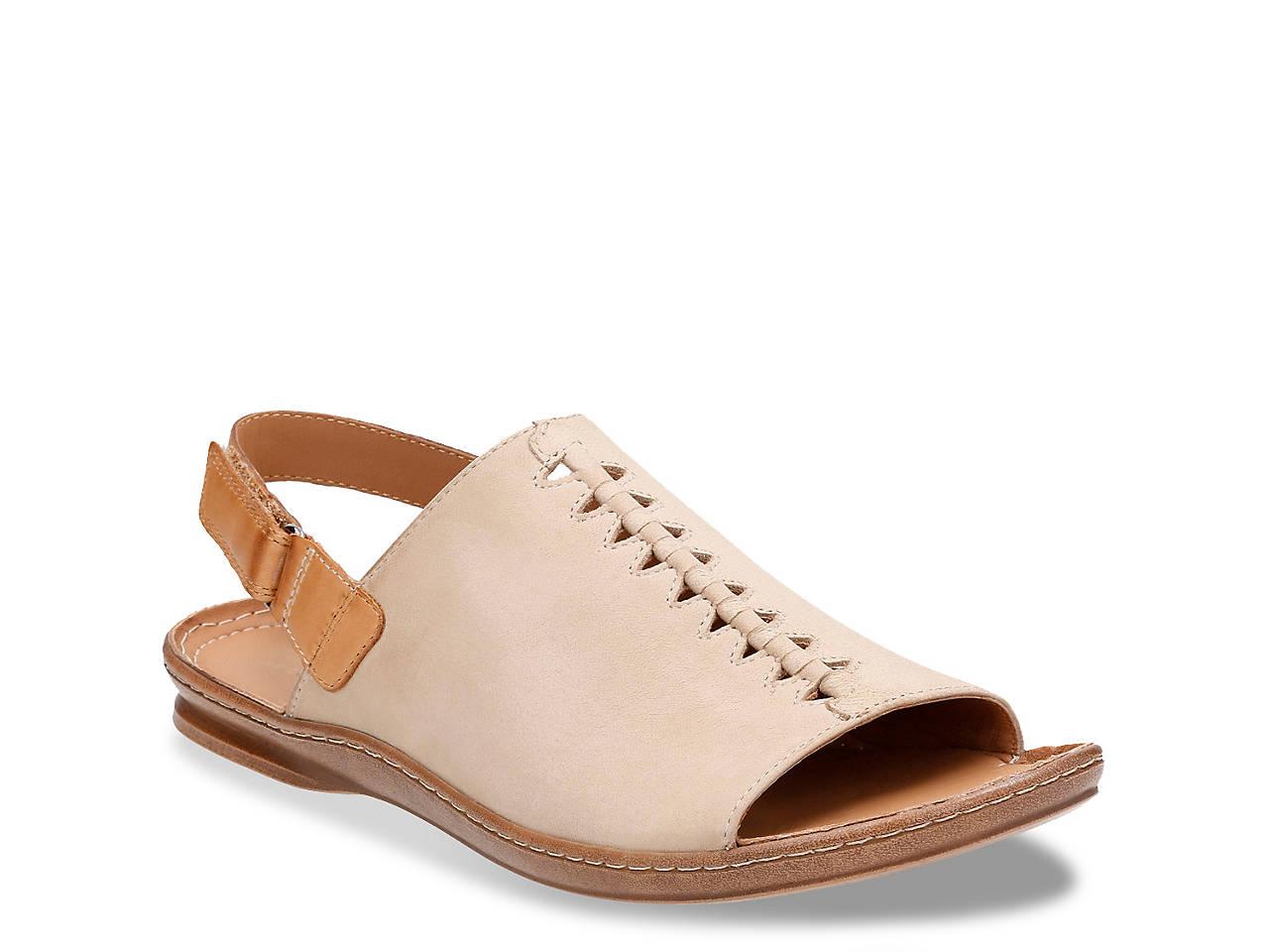 Clarks Sarla Forte Flat Sandal Women s Shoes
