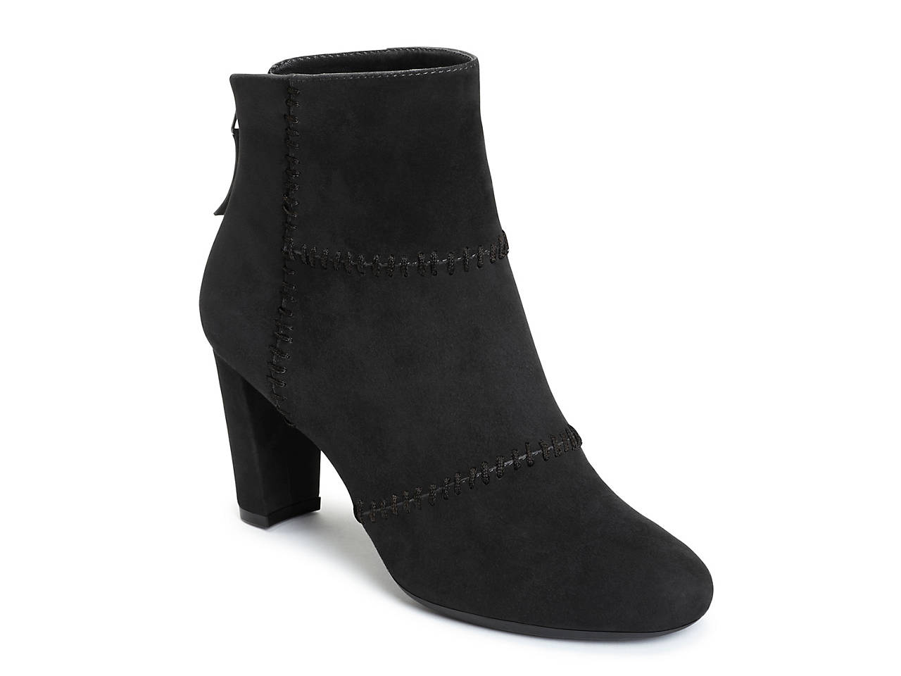 Aerosoles Womens First Ave Ankle Boot