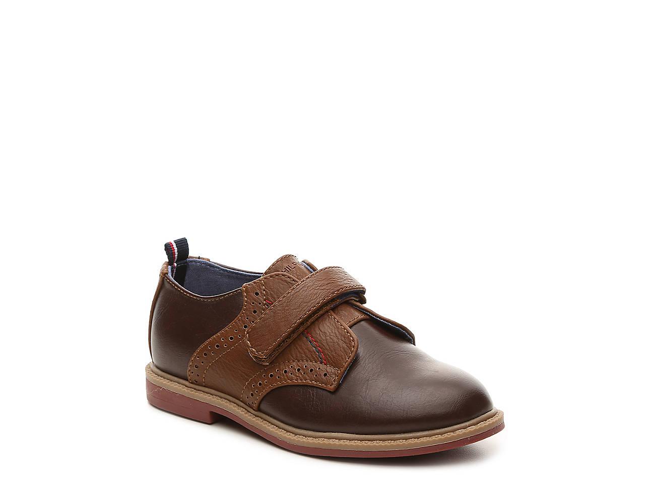c7ed4fec Tommy Hilfiger Michael Toddler Saddle Oxford Kids Shoes | DSW