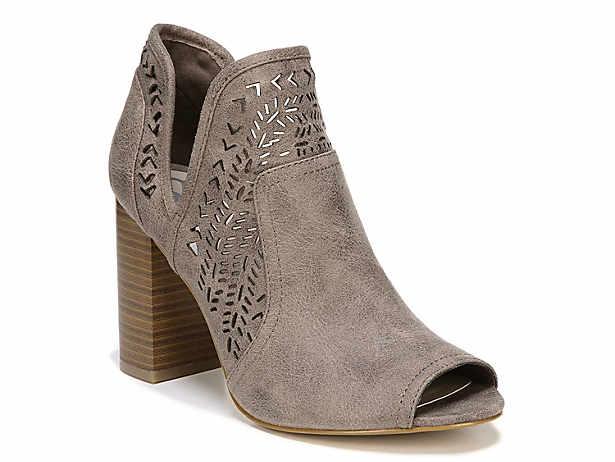 Boots Women Crown Vintage Sammy Western Bootie Grey First Rate