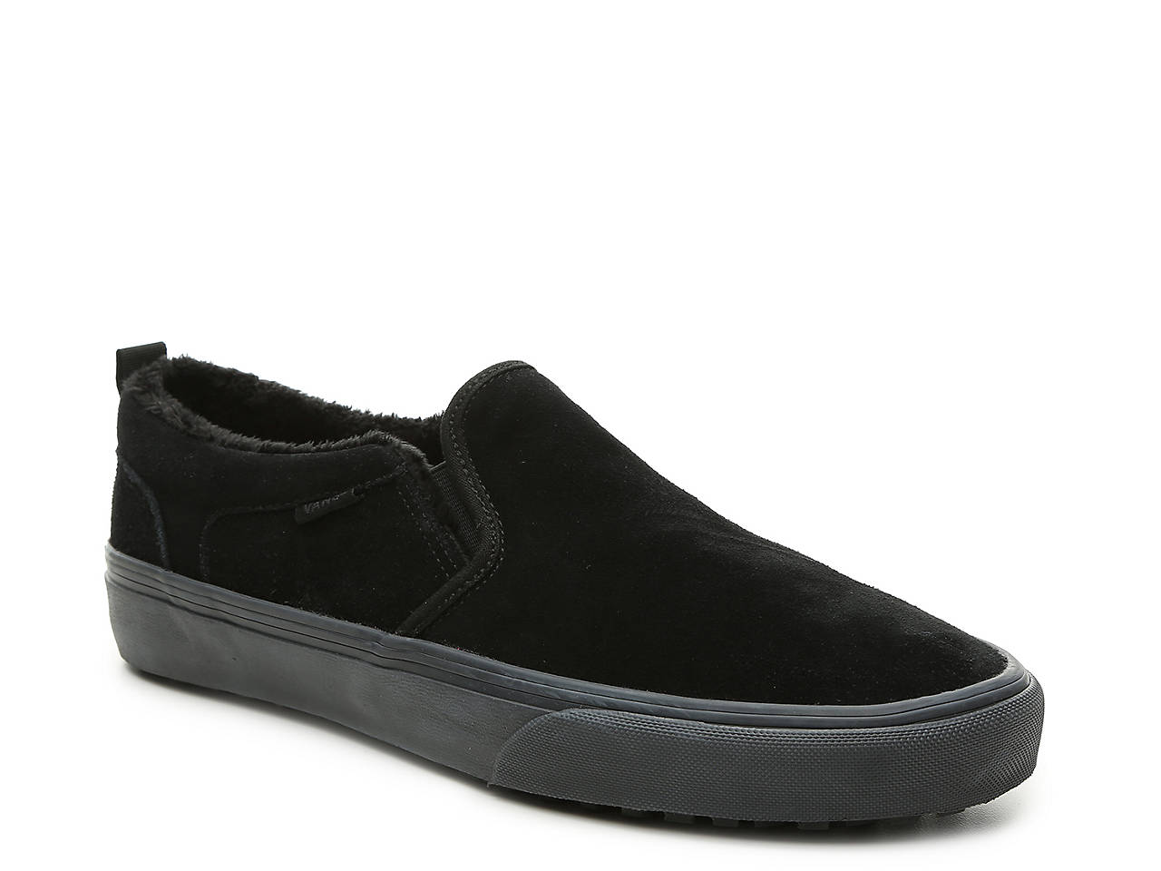 vans slip on shoes mens