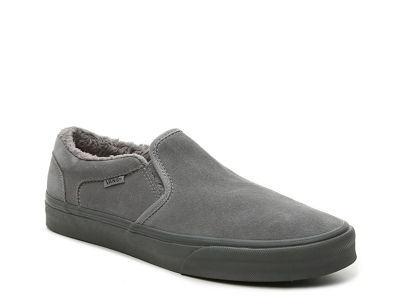 fd75bc8cf7097a Vans Asher MTE Slip-On Sneaker - Men s Men s Shoes