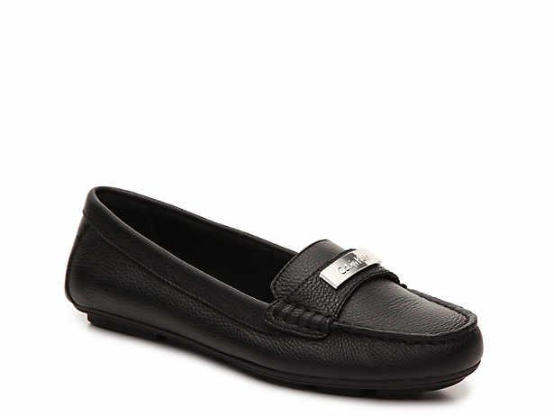 91399b93dc8 Women s Black Calvin Klein Loafers