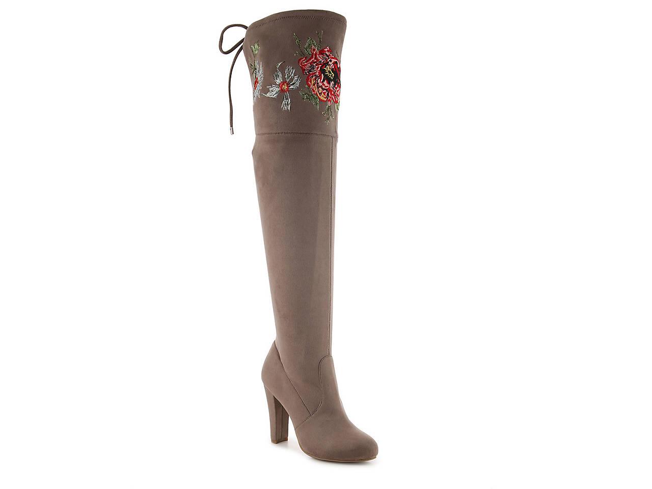 5984625be31 Zigi Soho Bryna Over The Knee Boot Women s Shoes