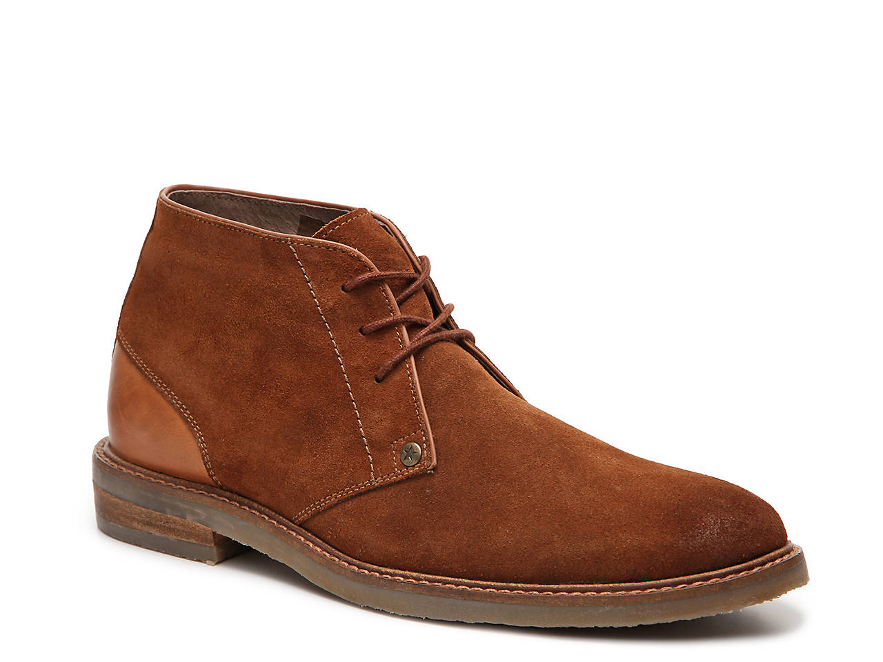 3d46df55ce9 Ask For More Suede Chukka Boot