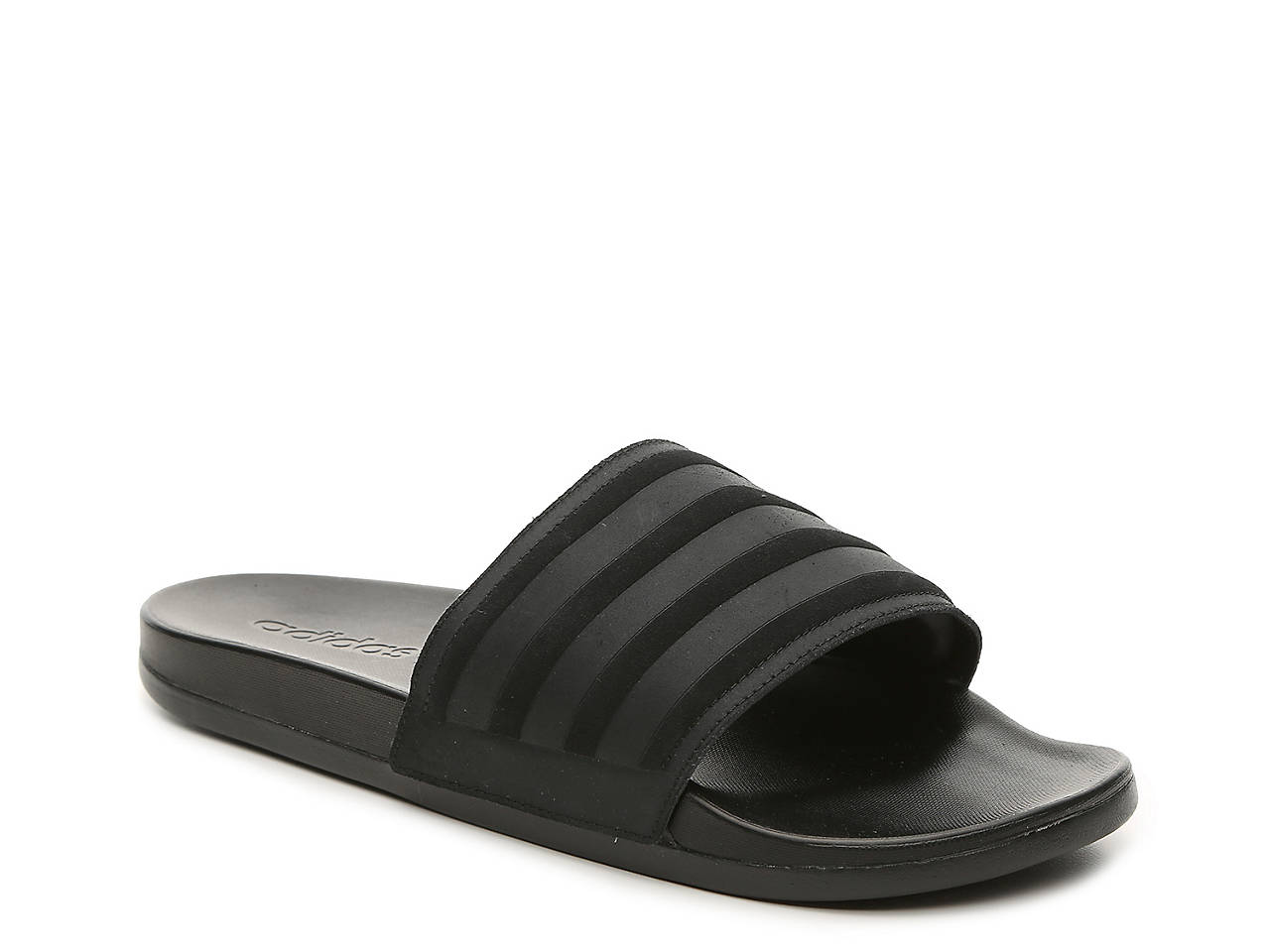 detailed look cdcf0 19480 adidas. Adilette Cloudfoam Explorer Slide Sandal