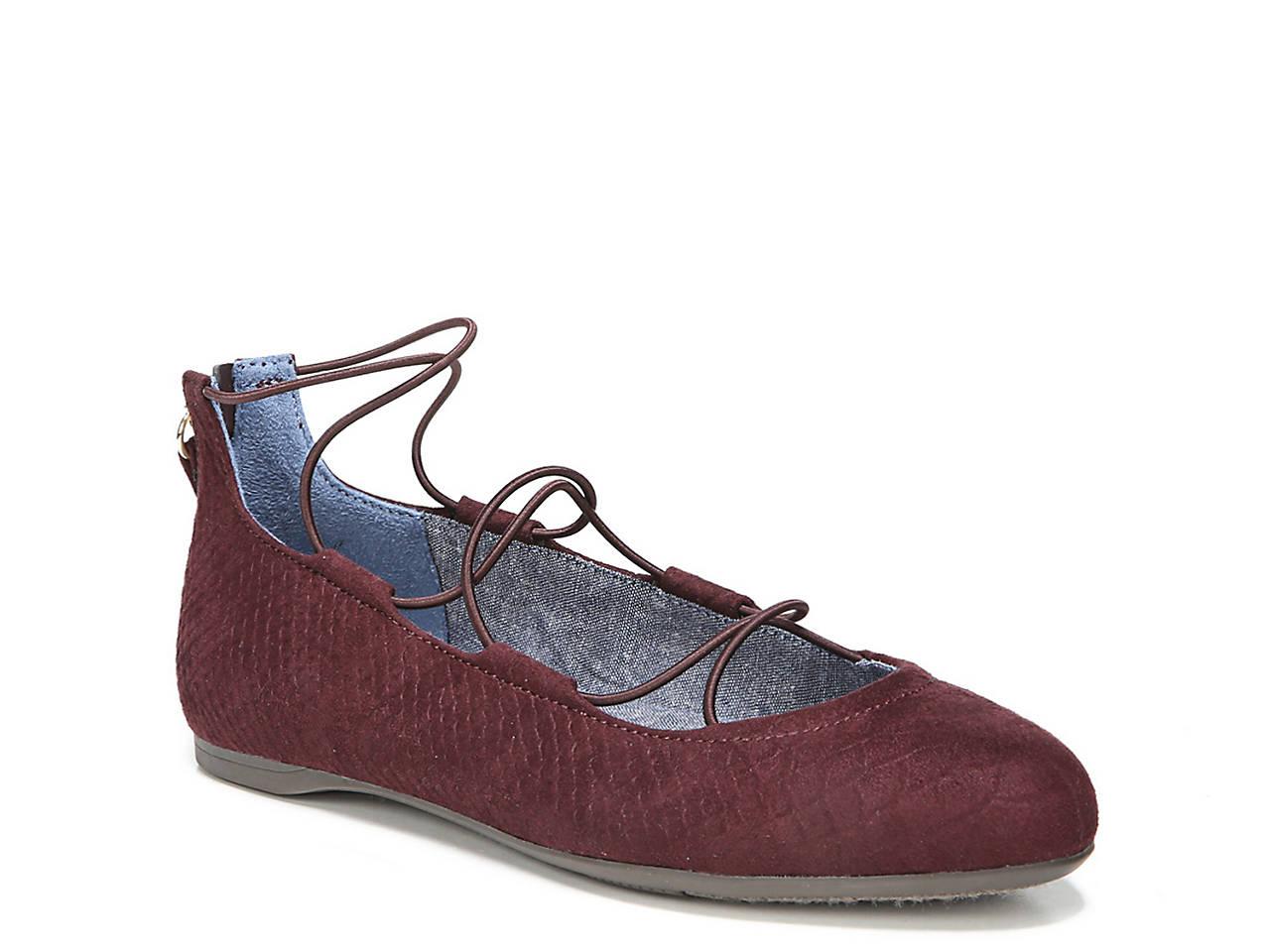 Dr. Scholl s Glory Flat Women s Shoes  6dfea16c3b2