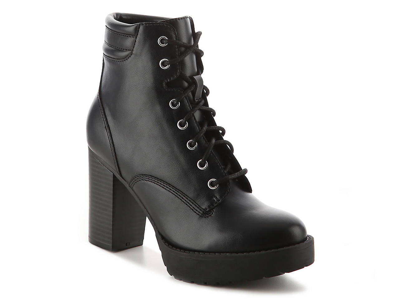 123f811bdba Madden Girl Joltz Platform Bootie Women s Shoes