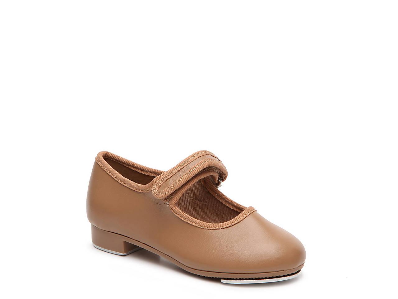 b4a4fd50e666 Dance Class Beginning Toddler Mary Jane Tap Shoe Kids Shoes