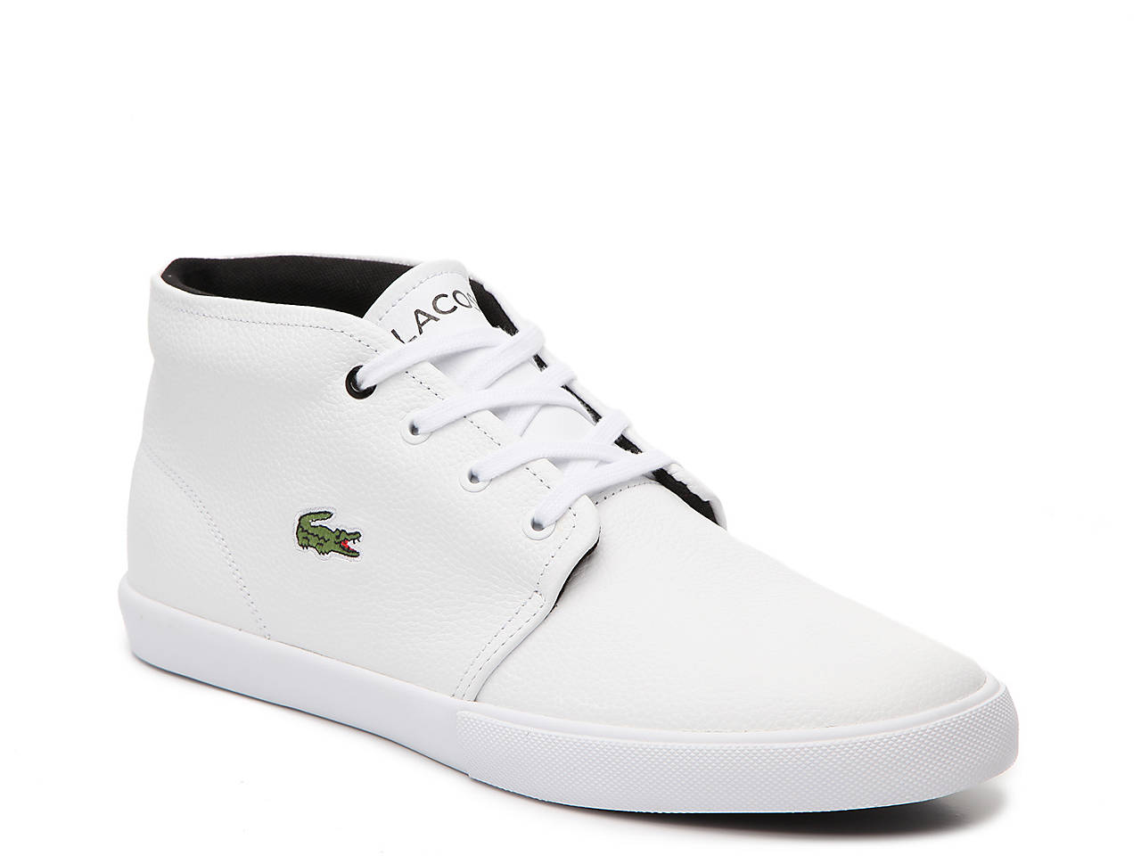 ee3babe9e1df Lacoste Asparta Mid-Top Sneaker Men s Shoes