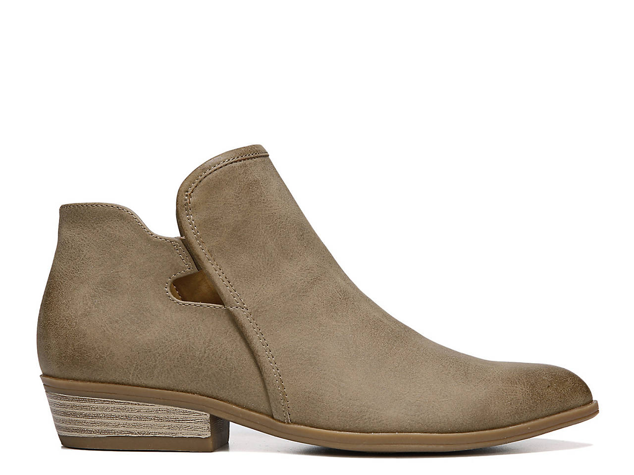 Natural Soul Harvard Bootie (Women's)