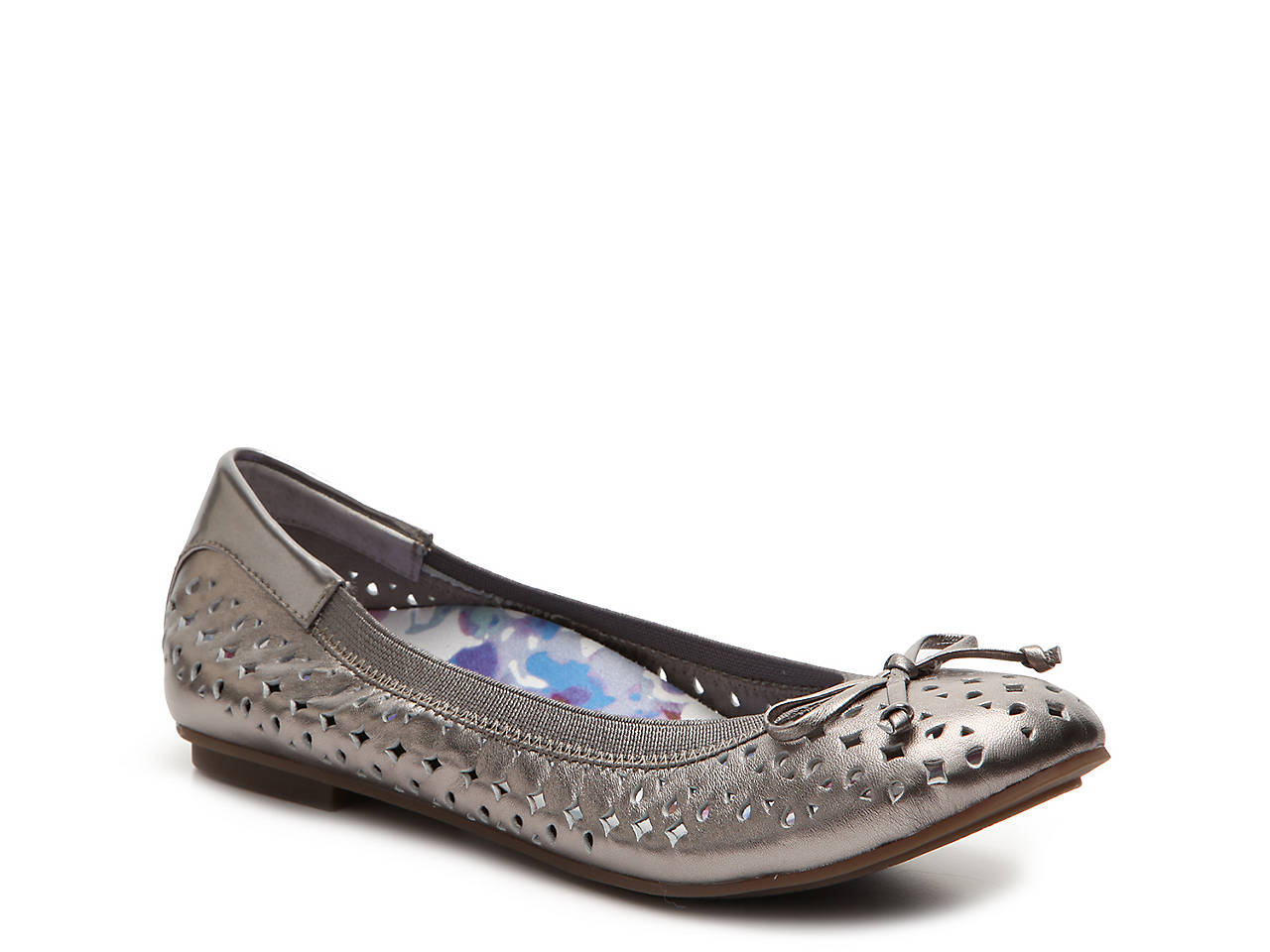 3b9b74cd03e6b Vionic Surin Ballet Flat Women's Shoes | DSW