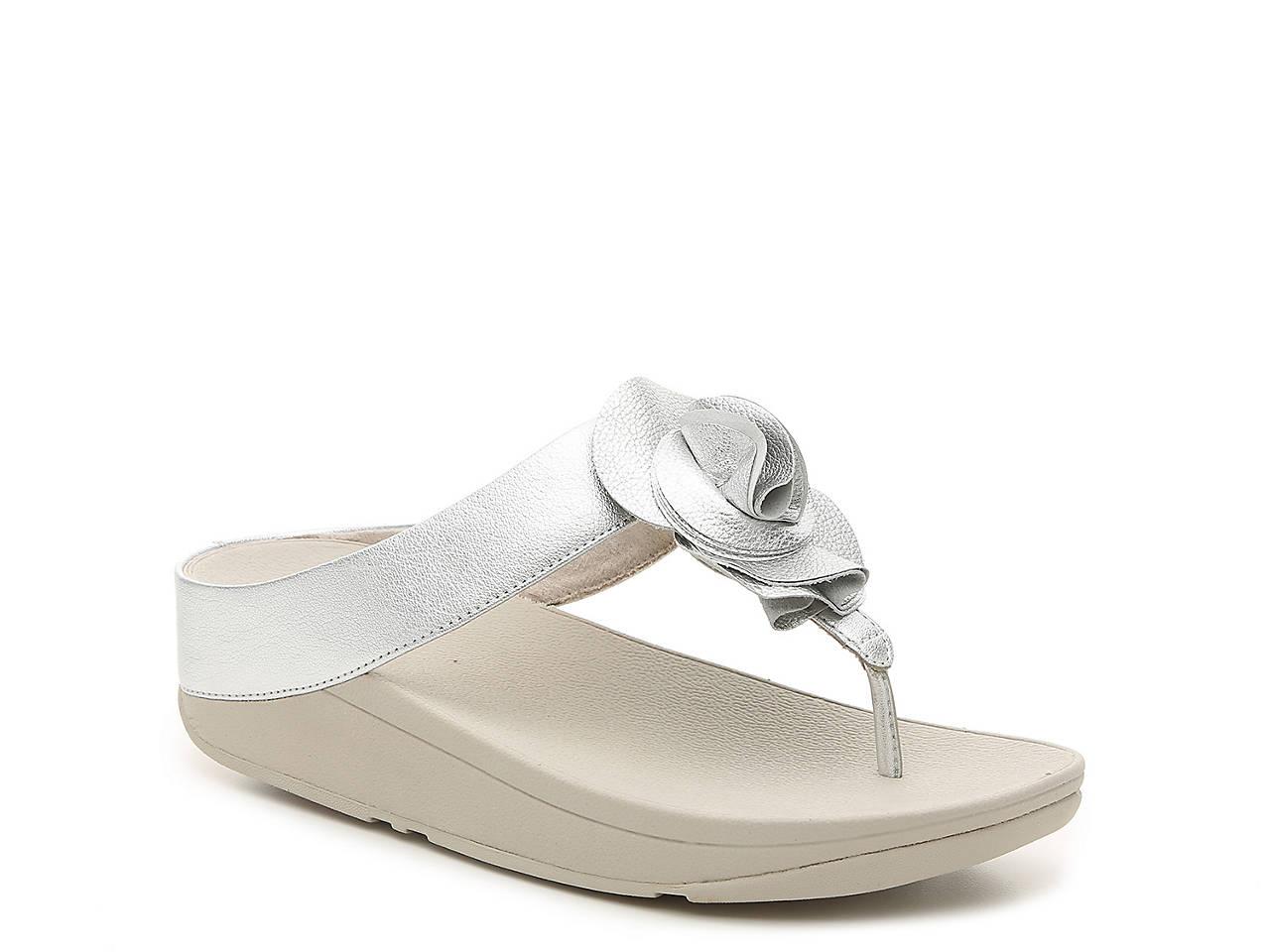 34e454da9073 FitFlop Florrie Wedge Sandal Women s Shoes