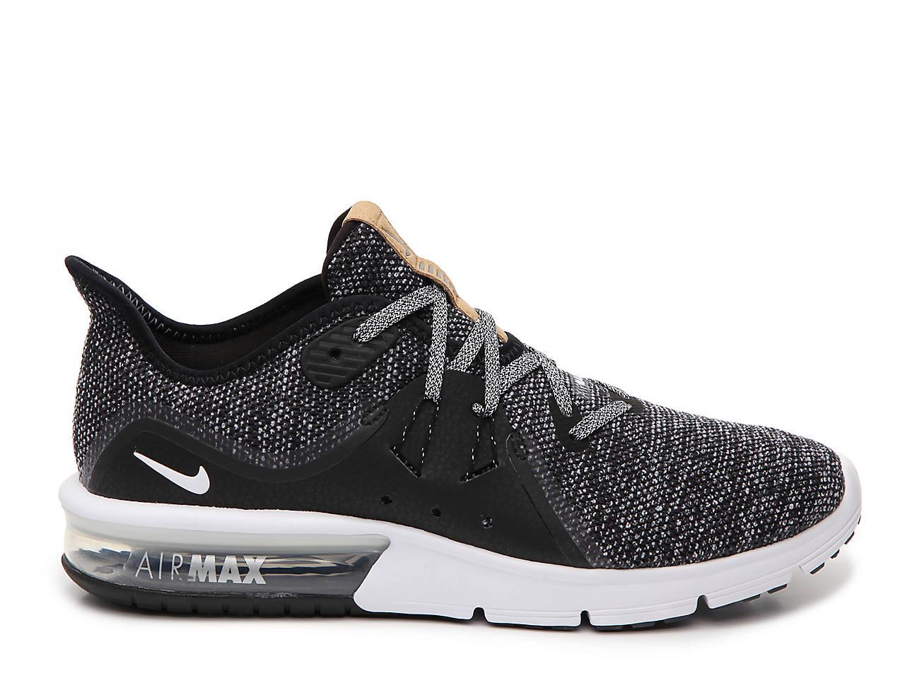 Air Max Sequent 3 Running Shoe Women's
