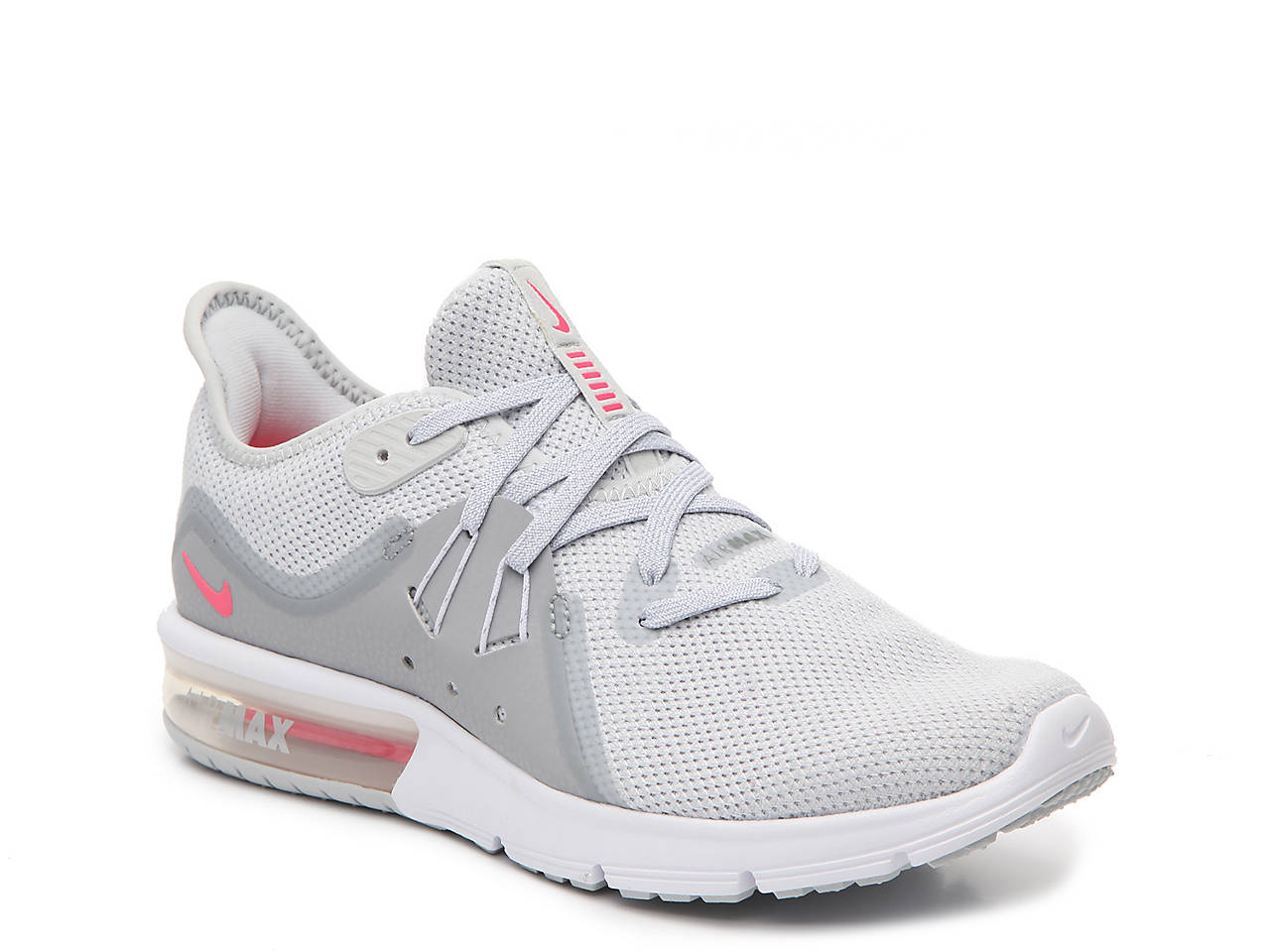f348cfa90e0e Nike Air Max Sequent 3 Lightweight Running Shoe - Women s Women s ...