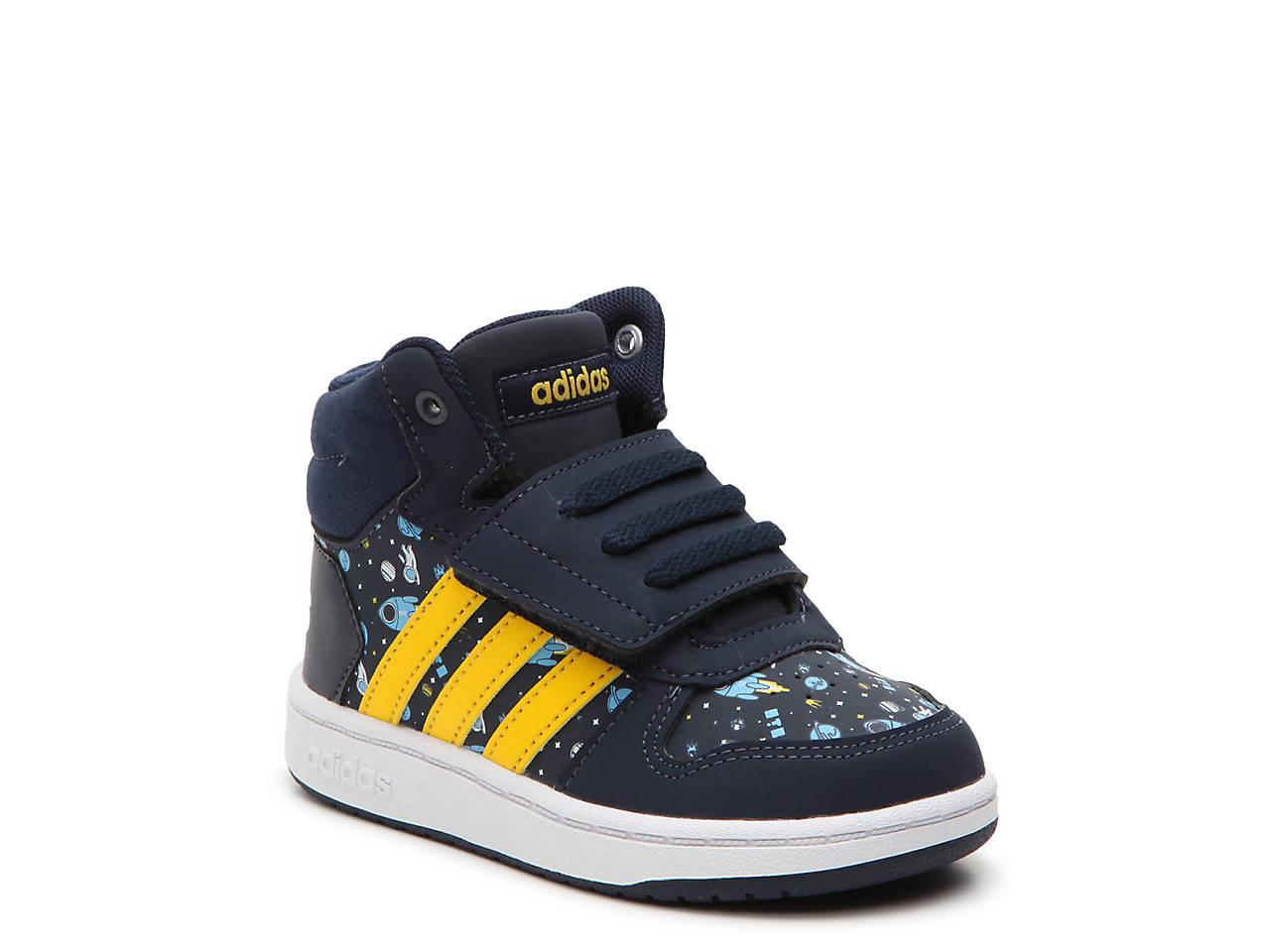 adidas basket mid - 2 bambino alta scarpa bambini scarpe dsw