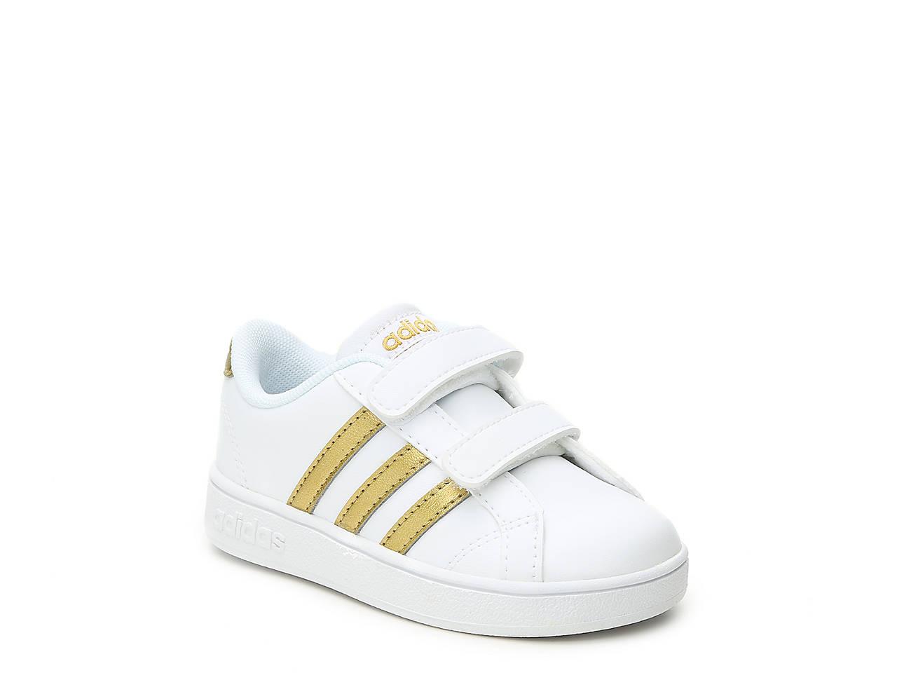 6f4b5742f adidas Baseline Infant   Toddler Sneaker Kids Shoes