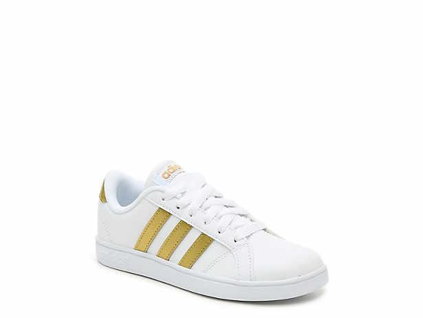 adidas Baseline Sneaker - Kids' Kids Shoes | DSW