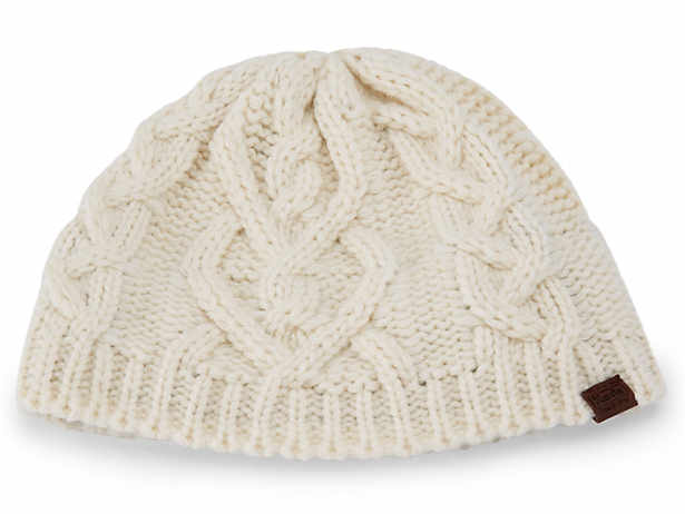 722abac9962 Keds Cable Knit Beanie Women s Handbags   Accessories