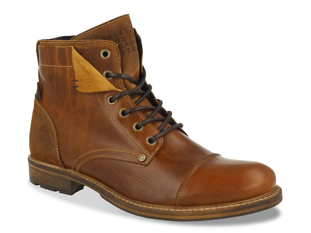 Kelden Cap Toe Boot