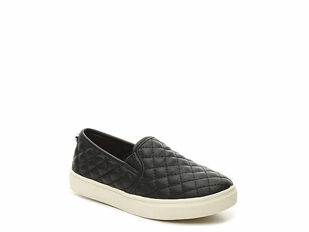 e6d5cb721cf Steve Madden. Ecntricq Youth Slip-On Sneaker