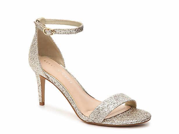 Kelly Gold Melissa Ladies Katie Trendy Wedge Sandal