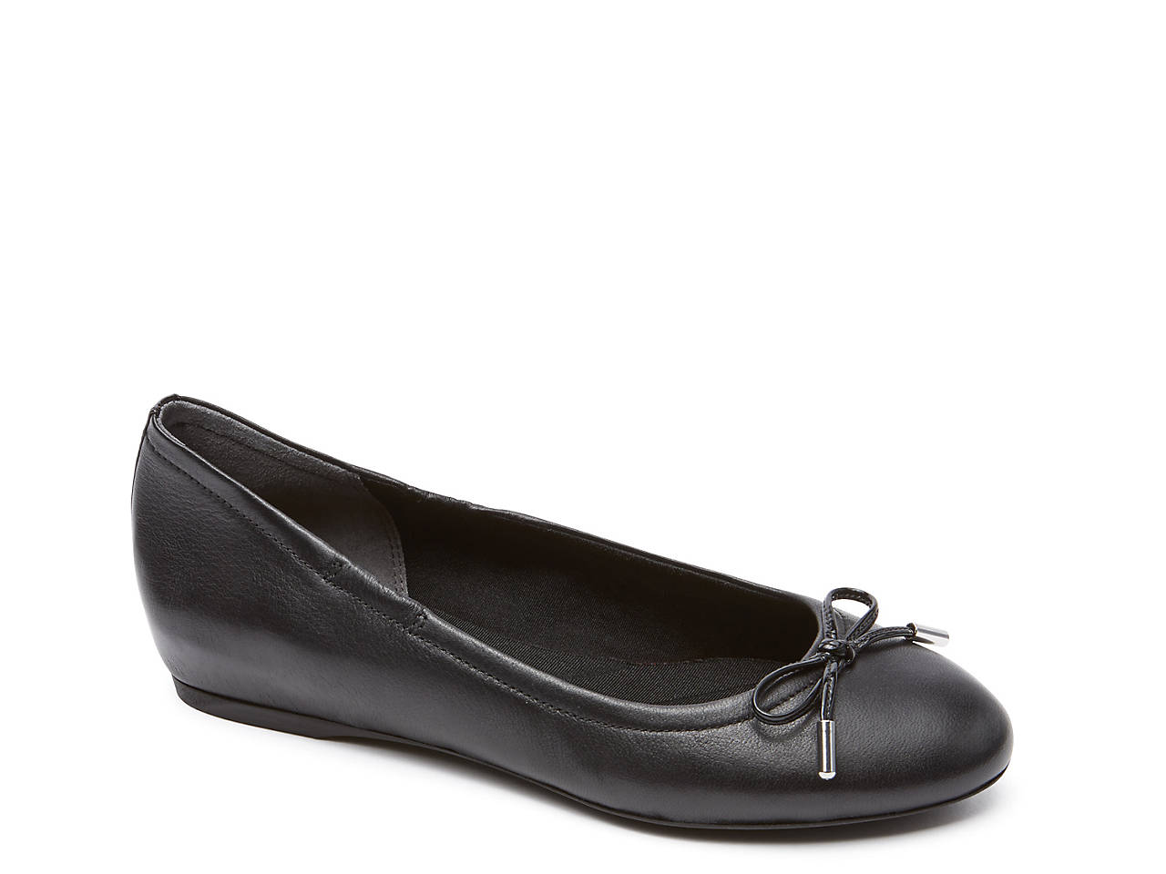 Tied Ballet Flat by Rockport
