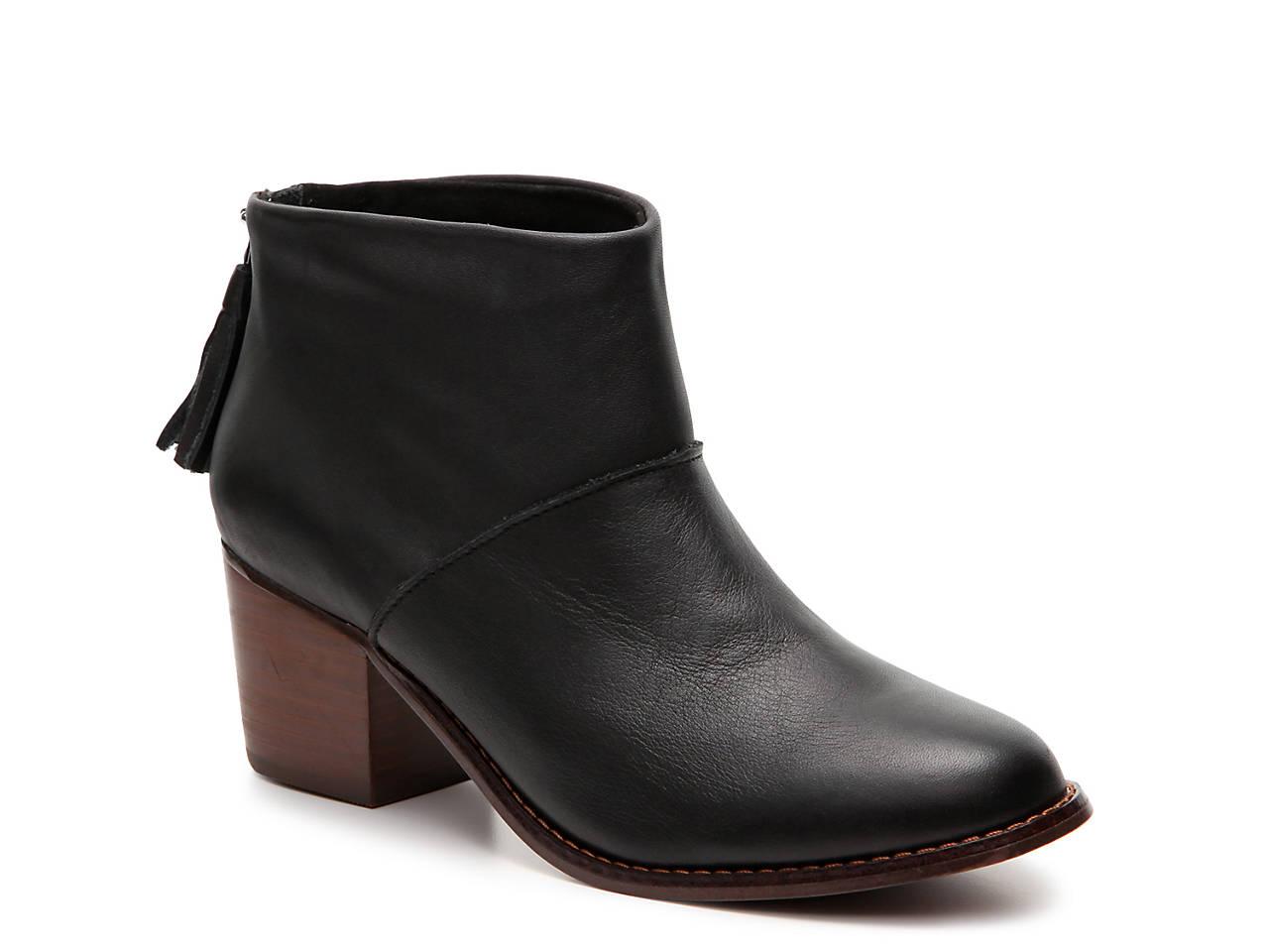 7a8c2025a0f TOMS Leila Bootie Women s Shoes