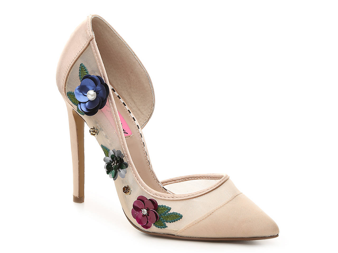 Funky Betsey Johnson Gown Pumps Model - Wedding and flowers ...