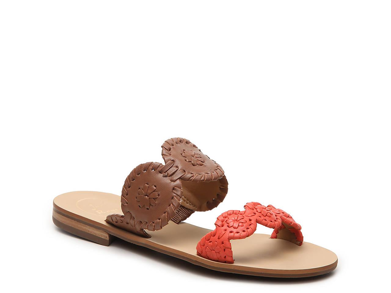 582798c480ff Jack Rogers Lauren Flat Sandal Women s Shoes