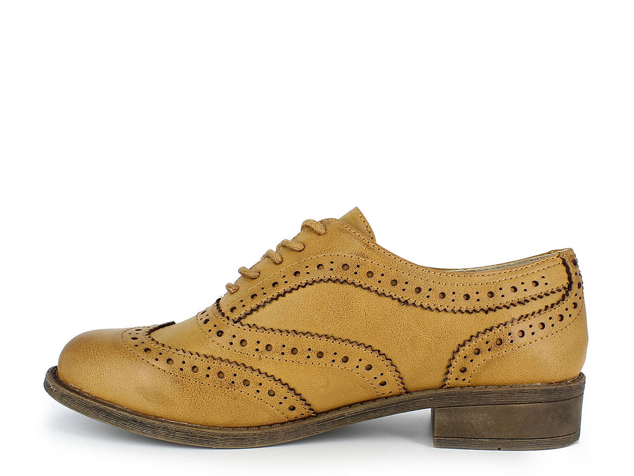Dolce by Mojo Moxy Riley ... Women's Wingtip Dress Shoes cKzNDcGo