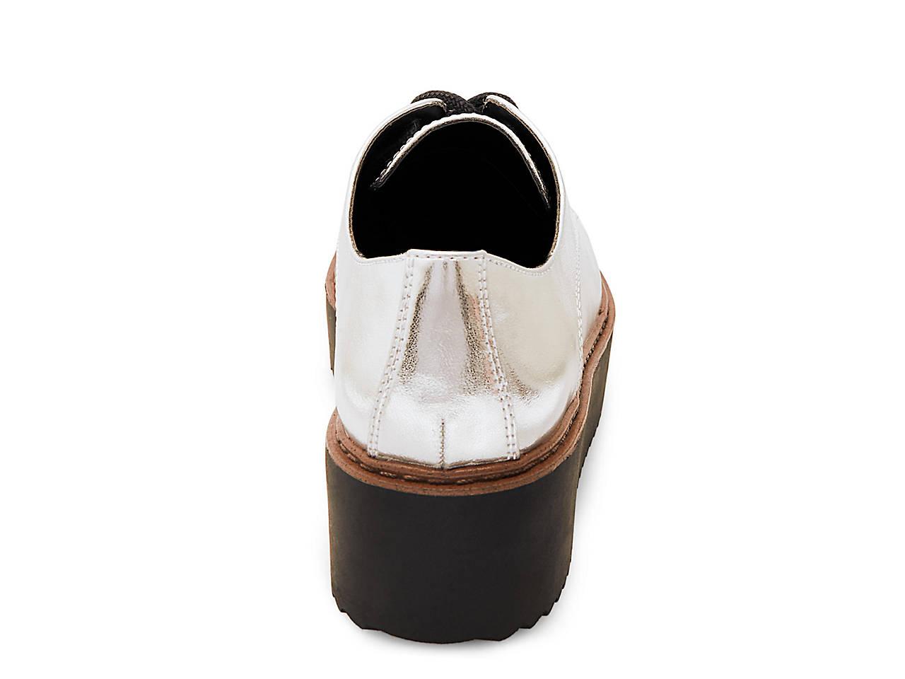 5ff90262a90c Madden Girl Written Platform Oxford Women s Shoes