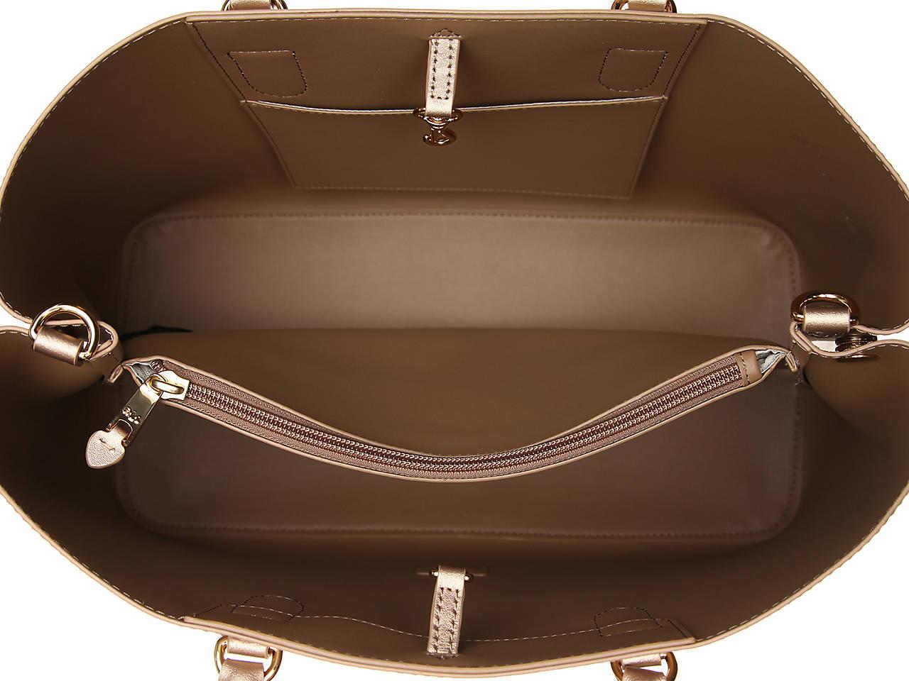 949cef8afd Lauren Ralph Lauren Dryden Marcy Leather Tote Women s Handbags ...