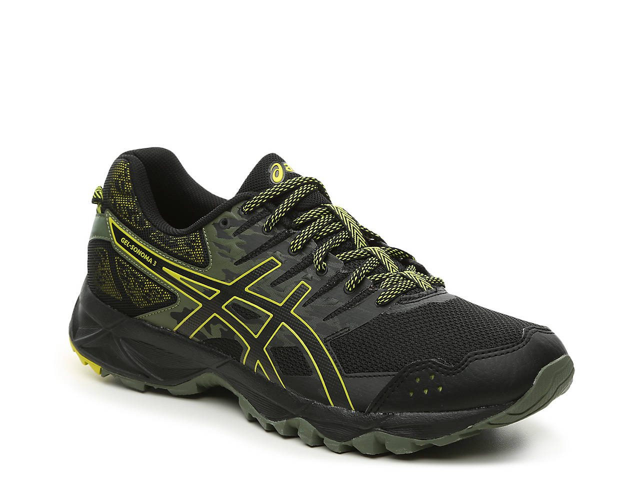 Buy Cheap 2018 Newest ASICS GEL-Sonoma 3 Running Shoe Footlocker 100% Original Cheap Online Buy Sale Online Get Authentic Online hhAwt