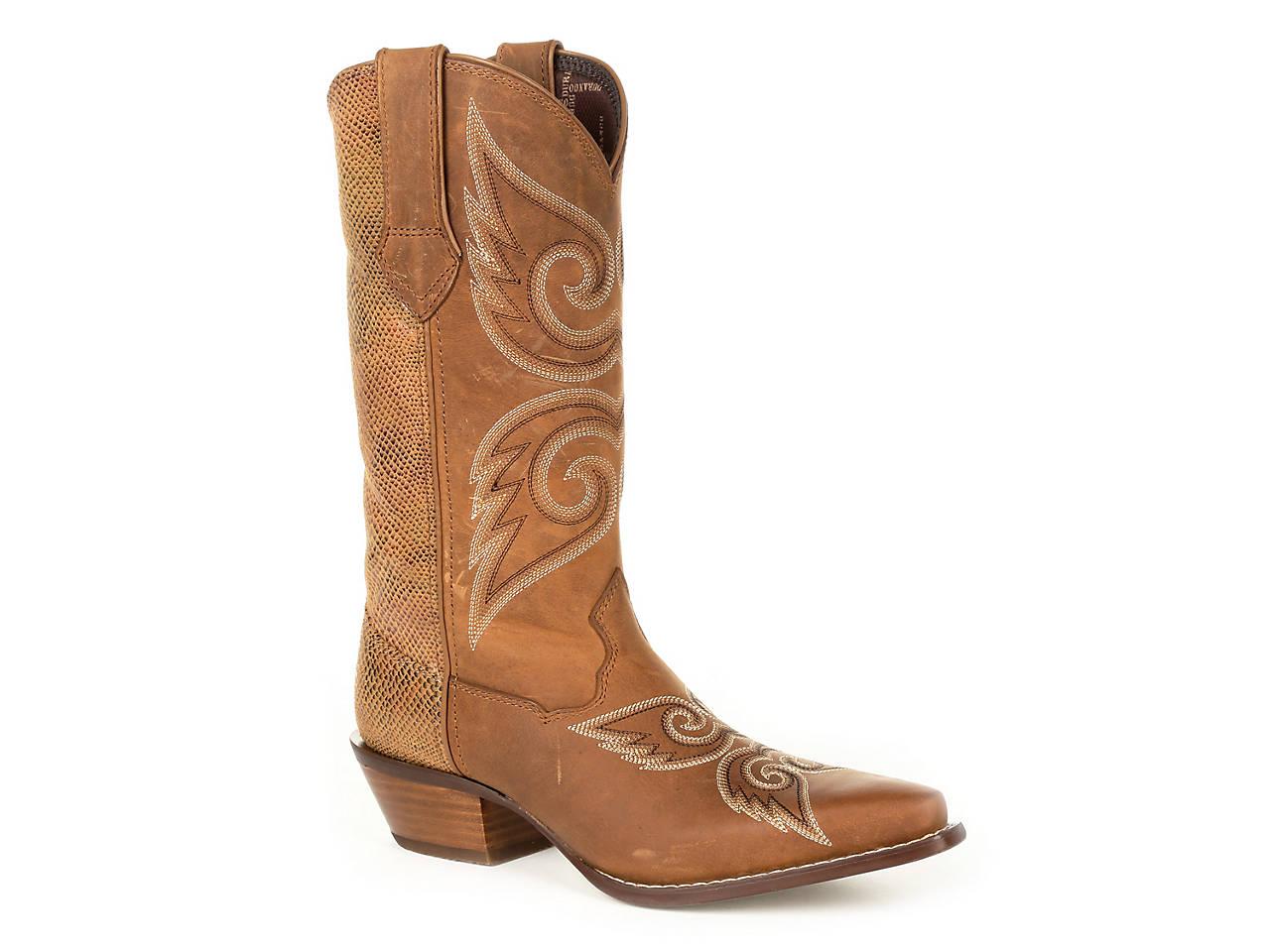 4ed23aefea8dad Durango Western Cowboy Boot Women s Shoes