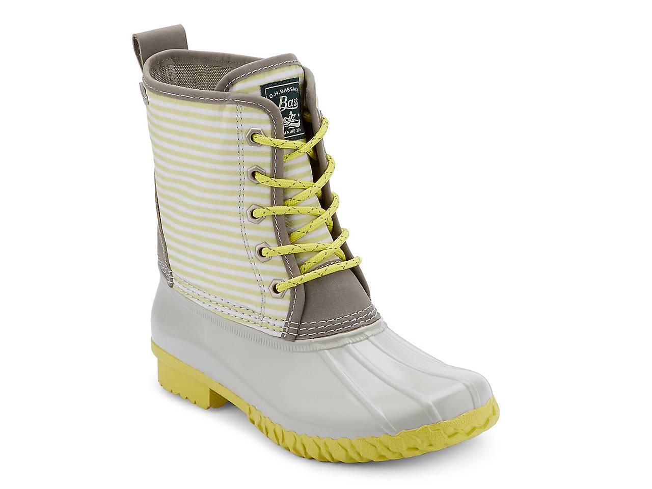 Bass Shoes Womens Duck Boots