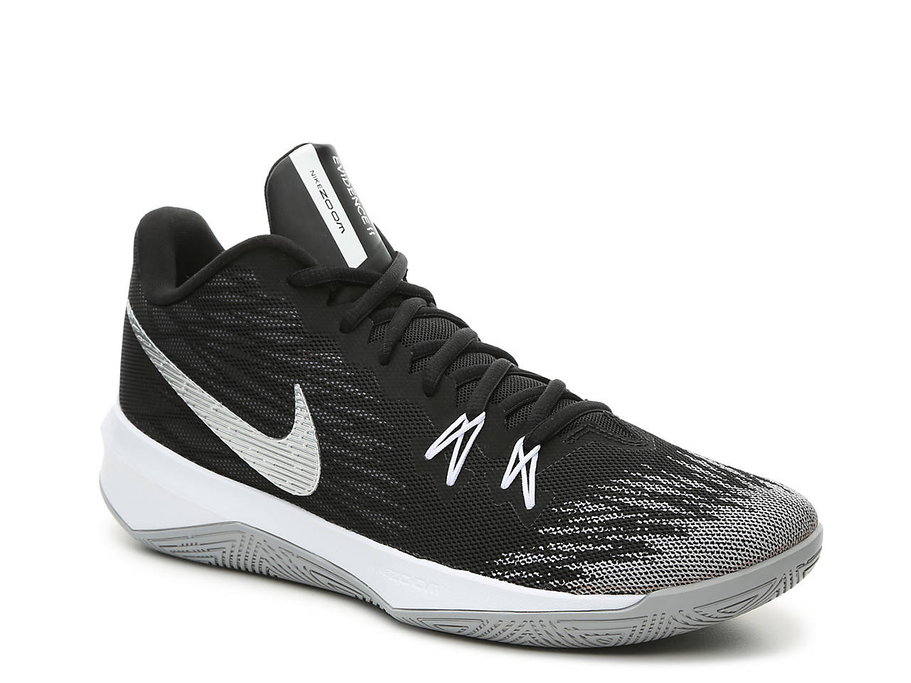 Nike Zoom Evidence Basketball Shoe Men S Men S Shoes Dsw