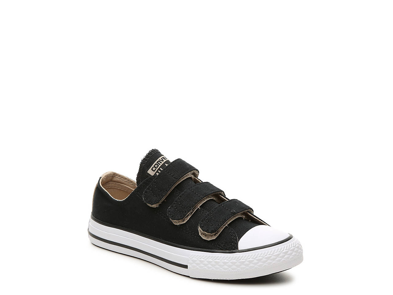 77beb579dc89 Converse Chuck Taylor All Star 3V Toddler   Youth Sneaker Kids Shoes ...