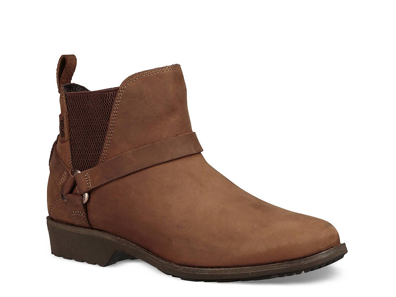 0c9b8b582311 Teva De La Vina Dos Bootie Women s Shoes