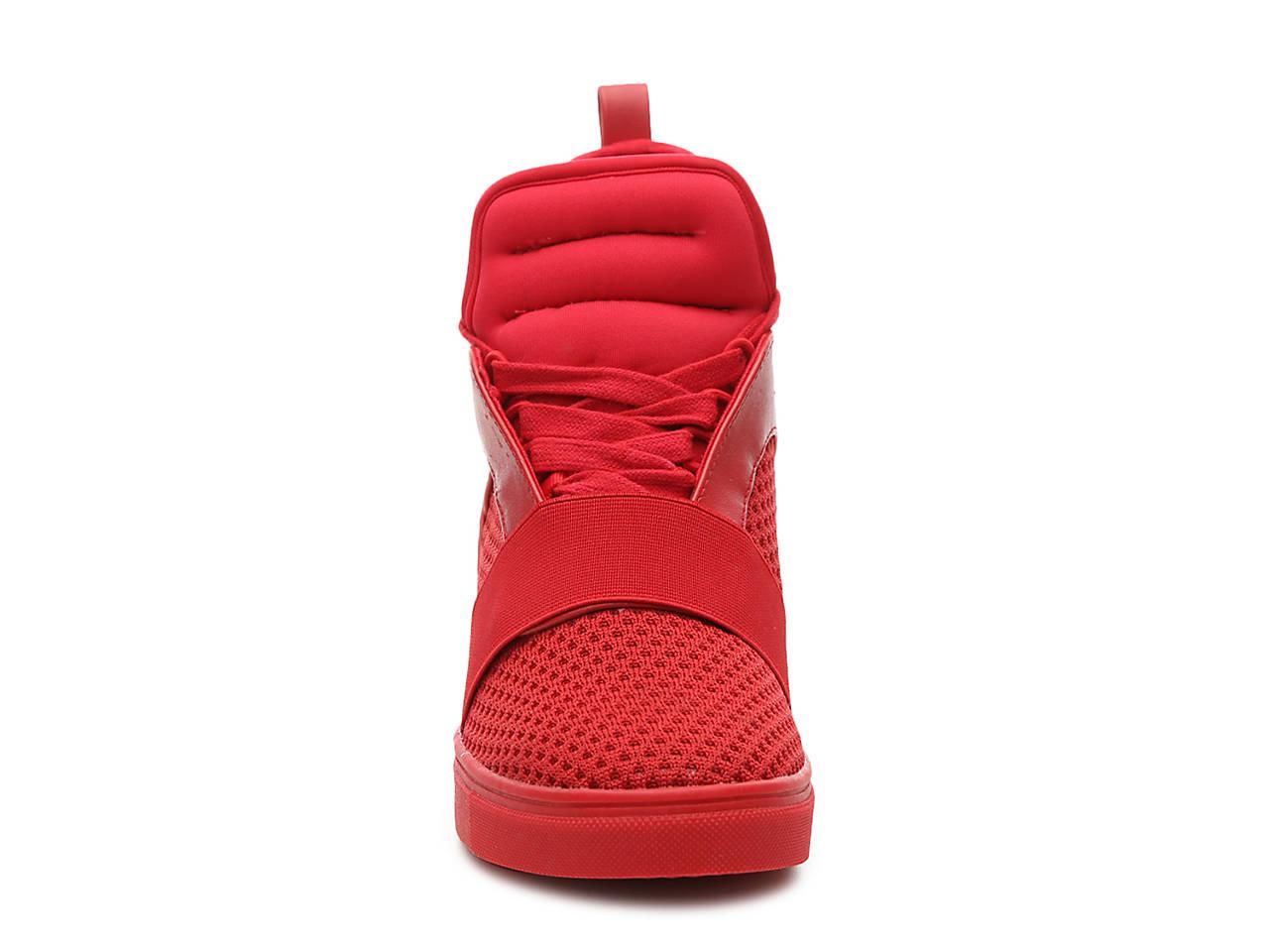 3fcb656a31a Steve Madden Lexi Wedge Sneaker Men s Shoes