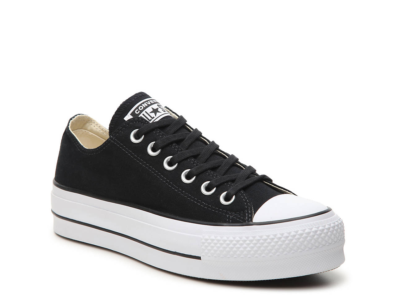 Converse Women's Converse Chuck Taylor All Star Lift Platform Sneaker Platform Shoes from shoes | ShapeShop